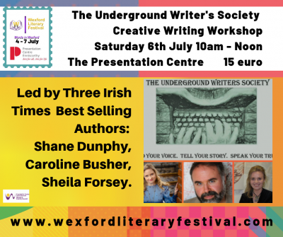 HOME - Wexford Literary Festival